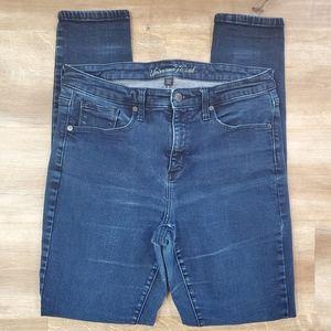 Universal Thread High Rise Long Skinny Jeans
